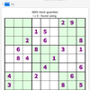 Sudoku-3603-hard, the guardian, 26 Nov, 2016 - 数独を Mathematica で解く