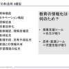 教育ICT利活用の目的 9類型(2021年3月11日版)