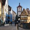 ロマンチック街道 ローテンブルク(Rothenburg)に行ってきた