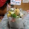 お祝いの花!
