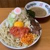 【 THE親父めし 家二郎 冷やしつけ麺 】自作ラーメンの超絶インパクト!