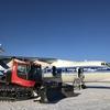 今年は飛行機で南極入り③ ロシア(ノボ基地)ー昭和基地沖滑走路へ