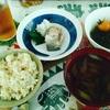 お昼ご飯!初の玄米♪