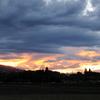 夕暮れ景色~その102『夕焼け雲に叫ぶ』