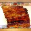 鰻、鯖カレー、豚肉、玉子焼き