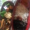日本語のお勉強、そしてお弁当