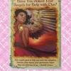 今日のカード*このことで天使に助けを求めましたか?