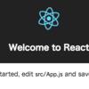 React.jsとcreate-react-appを使ってタダでAWS S3にイケてる動的サイトをサクッと作る方法(環境構築編)