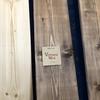 【ビンテージワックス】を使ったDIY  古材を使ったような仕上がりの棚に