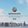 無料の検索順位チェックツールSERPOSCOPE(Windows版)インストール手順