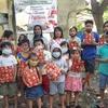 【フィリピン・セブ島のスラムの子どもたちへ届けた、小さな小さなクリスマス】 ~国際協力NGO「HOPE~ハロハロオアシス」YUMEKAKE Project ~ (#草の根支援 #子どもの笑顔 #子どもの貧困 #フィリピントレド #サンタクロースプロジェクト)