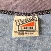 620 ビンテージ Hanes トリムTシャツ 染み込み 70's 霜降り