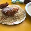 ヨルダン料理のマンサフ