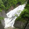 夫婦で日本一周 茨木県 袋田の滝