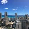 ハワイで腰痛