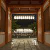 夜の八坂神社で提灯の灯りや楠の緑などを楽しむ@2021
