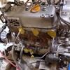 エンジン清掃と防食亜鉛交換