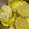 冬の手しごと、柚子シロップと柚子酢づくり