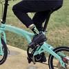 折りたたみ自転車birdyの電動アシストサイクルE-BIRDYが発売直前(販売国未定)!