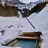 2月21日厳冬期テント 八ヶ岳ブルー!日本最高所の野天風呂へ①