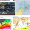 【台風27号のたまご】インド洋に(TC03S『ALCIDE』・93S・90W)と3つの台風のたまごが存在!米軍・ヨーロッパ中期予報センターの進路予想では今のところ『越境台風』とはならず、台風27号とはならない見込み!
