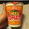 日清カップヌードルのクリーミートマトヌードルにタバスコかけて食った結果wwwwwww