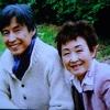 1984年2月 当時の千歳空港で歌手の加藤登紀子のすぐ横に座ったよ