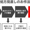 【稿本】処方見直しの作法