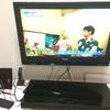 TVの壁掛け(ほぼ)完了!