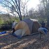 初!  女子キャンプ!