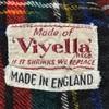 506 ビンテージ ウールボックスシャツ Viyella 40's