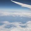 飛行機の中での英会話