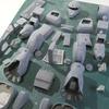 【ガンプラ】 1/100 リアルタイプ MS-06 ザクを作る その155 2020年4月21日 【旧キット】(内部フレーム フルスクラッチ)