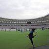 「武蔵野の森」はかつてのマラソン折り返し地点/ オリンピック新設会場のトップバッター