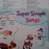 英語のクリスマスソングCDその② スーパーシンプルソングズのクリスマスソングCD