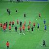 サッカー観戦! ワールドカップ予選 日本代表vsオーストラリア代表