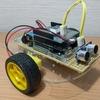 Arduinoで自立走行車の自動停止を実装してみました