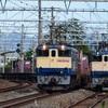 第998列車 「 工9389レ!PF並びのロンチキ工臨を狙う 」