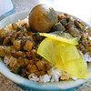 阿富魯肉飯の魯肉飯
