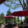 [横浜おでかけ]保土ヶ谷公園の中のカフェ「キュー」開店してました