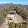 兵庫県加西市の青野城跡
