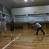 バスケがしたいんです。