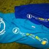 【富士登山競走前日/チームはてブロ】遂にTシャツ、タンクトップが到着!デビューは…。
