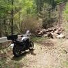 F700GSは林道で楽しいか?