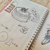 マジパン細工ケーキ完成!