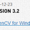 OpenCVをC++/CLIでラップ