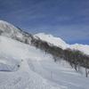 1月の谷川岳