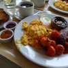 Irish Breakfast × Christ Church Cathedral Dublin