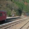 過渡期の北濃駅