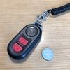 マジェスティ4D9のスマートキーのバッテリー交換